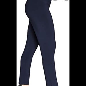 Sympli leggings navy sz 8 & 10 new with tags